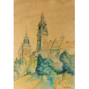 Jan RUBCZAK (1884-1942), Wawel