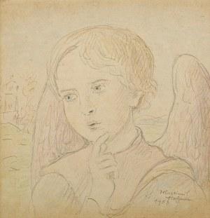 Wlastimil Hofman (1881-1970), Anioł (1953)