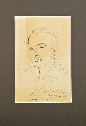Wlastimil Hofman (1881-1970), Autoportret (1925)