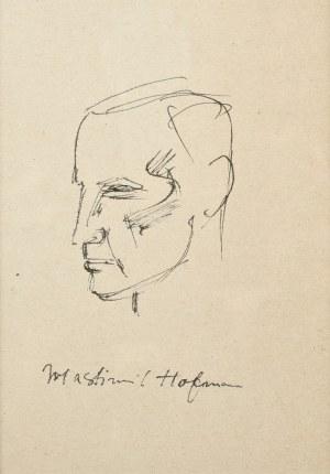 Wlastimil Hofman (1881-1970), Studium męskiej głowy
