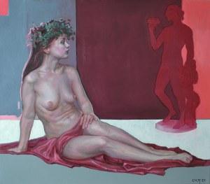 Marcin Jaszczak (ur. 1975), Marzenie o Dionizosie, 2021