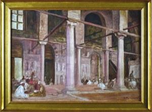 Jacek MALCZEWSKI (1854 - 1929), Kupcy arabscy, 1884