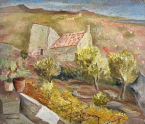 Henryk LEWENSZTADT (1893-1962), Pejzaż