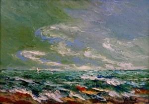 Jerzy Stachura,Pejzaż morski