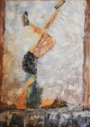 Viola Duzdowska, My perspective, 2021