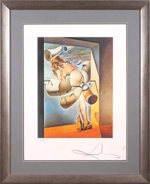 Salvador Dali, Young Virgin Auto-Sodomized, 1988
