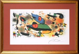 Joan Miro, Sculptures II, 1978