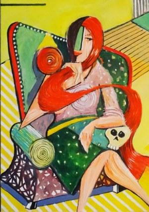 Tomasz KURAN (ur. 1971), Zamyślenie Marii Magdaleny nad życiem