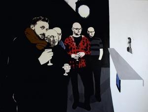 Monika Dałek, What's going on in this art, 2015