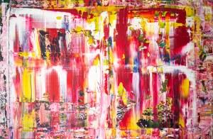 Dominik Smolik, Abstract space II, 2021