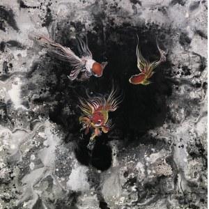Mariola Świgulska, Kosmiczne oceanarium, 2020