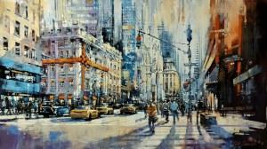 Piotr Zawadzki, Metropolis, Cartier, New York, 2021