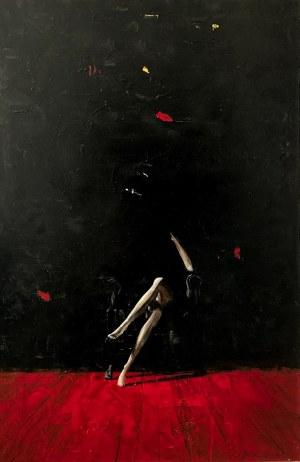 Ewa Jasek, Red 1, 2020