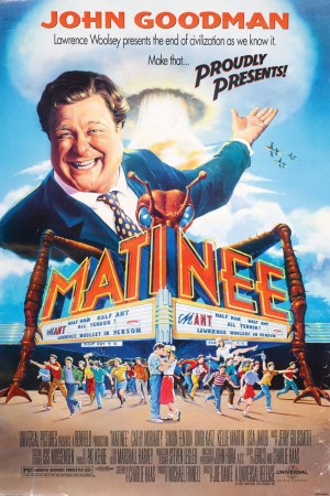 Plakat do filmu MATINEE, 1993