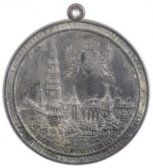 PLAKIETA Z KLASZTOREM JASNOGÓRSKIM, Polska, 1909