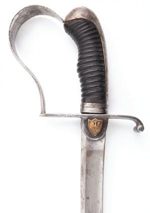 SZABLA OFICERSKA, WĘGIERSKA M1837
