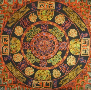 Anna Neubart, Aztecka fantazja