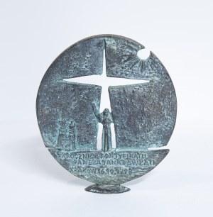 Bronisław CHROMY (1925-2017), Statutetka pamiątkowa - Rocznica pontyfikatu Jana Pawła II