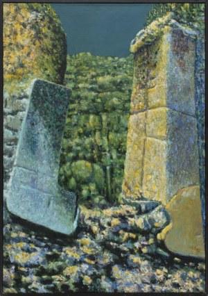 Krzysztof Krzywiński, Ściana 47, 2002