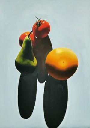 Izbela Najuch (ur. 1994), Obraz kuchenny, 2021