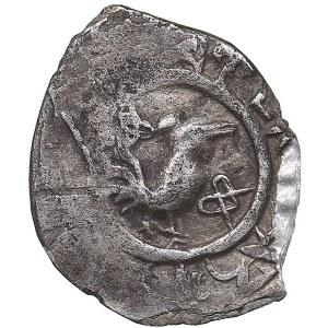 Russia - Moscow AR Denga - Vasily I Dmitrievich 1389-1425