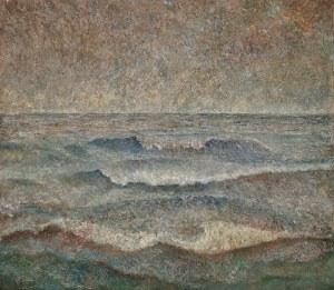 Zbigniew CICHOWSKI (1913-1984), Morze