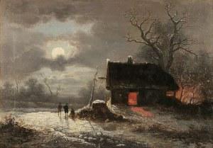 Józef SZERMENTOWSKI (1833-1876), Nokturn