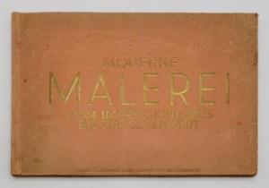 Moderne Malarei vom impresionismus bis zur gegewart