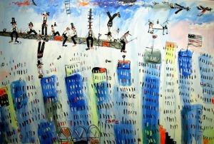 Dariusz Grajek, Nad Manhattanem…