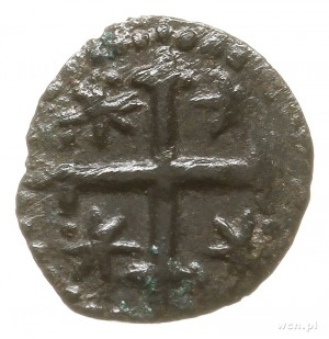 ban (bani); Aw: Rozeta, wokoło IΓDIVDDV; Rw: Krzyż z po...