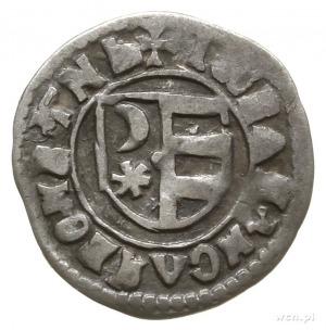 dinar; Aw: Tarcza herbowa z półksiężycem i gwiazdą w le...