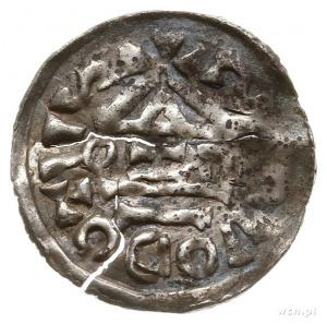 denar 1002-1009; mincerz Kid; Aw: Krzyż z kulkami, trój...