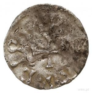 denar lub naśladownictwo denara Henryka II (1002-1024),...