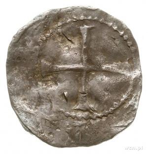 zestaw denarów z X-XI w., m.in. Dolna Lotaryngia, Kolon...