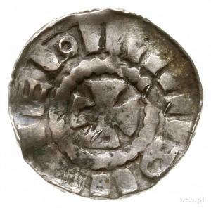 Saksonia, anonimowi biskupi, zestaw denarów krzyżowych ...