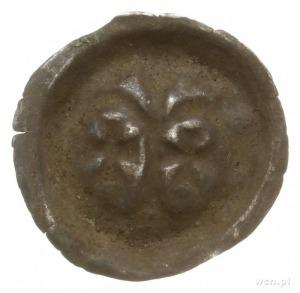 Zakon krzyżacki, brakteat ok. 1267-1278; Arkady, w nich...