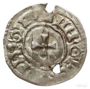 naśladownictwo anglosaskich denarów typu small cross; A...