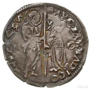 marcelo (pół lira) 1498-1499, mincerz Marco Cicogna; Aw...