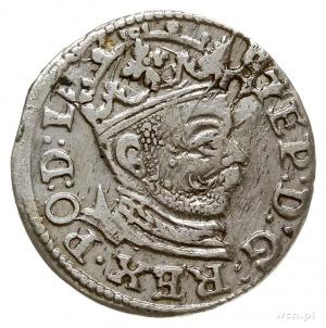 trojak 1583, Ryga, Iger R.83.1.a (R1); Gerbaszewski 14b...