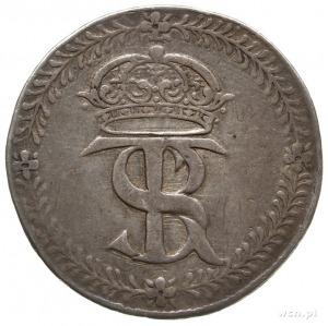 talar medalowy 1625, Bydgoszcz, Aw: Monogram otoczony w...