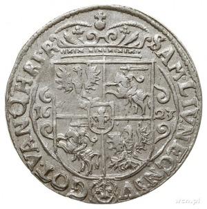 ort 1623, Bydgoszcz, końcówka napisu PRV M; Shatalin K2...
