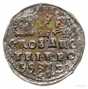 trojak 1599, Bydgoszcz; Iger B.99.2.c - ale bez kropek ...