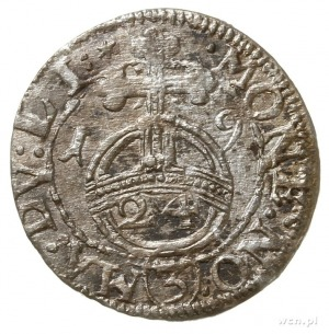 półtorak 1619, Wilno, na awersie SIG III D G RX P M D L...