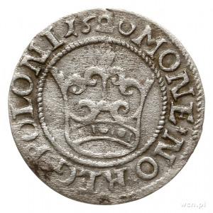 półgrosz 1620, Bydgoszcz, wariant z chudszym Orłem; Kop...