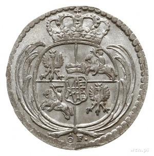 1/48 talara 1756 ôF, Grünthal; Kahnt 605; wybita na krą...