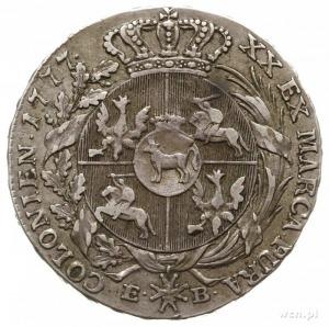 półtalar 1777, Warszawa; Plage 362, Berezowski 15 zł; p...