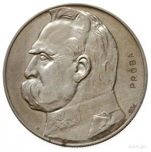 """10 złotych 1934, Warszawa, Józef Piłsudski - """"Orzeł Str..."""