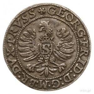 grosz 1595, Królewiec; Slg. Marienburg 1304, Schrötter ...