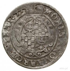 24 krajcary 1622, mennica nieokreślona, moneta z pomylo...