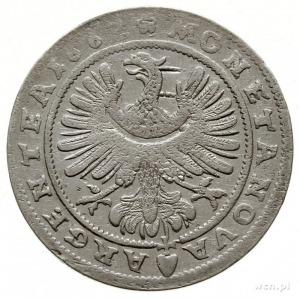 15 krajcarów 1662, Brzeg; E./M. 16, F.u.S. 1853; dość ł...
